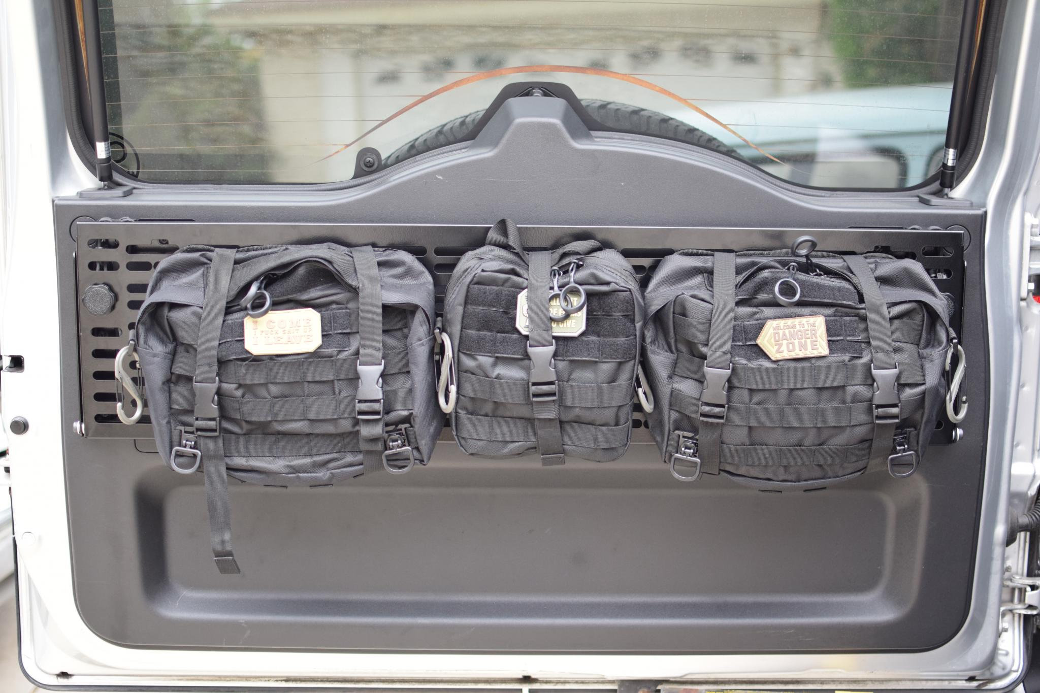 An Easy To Build And Cheap Rear Storage Solution Toyota