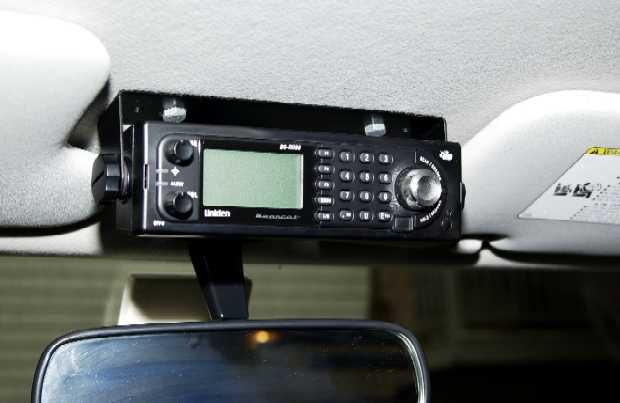 Police Scanner With Bandi Mount Antenna Possible Page