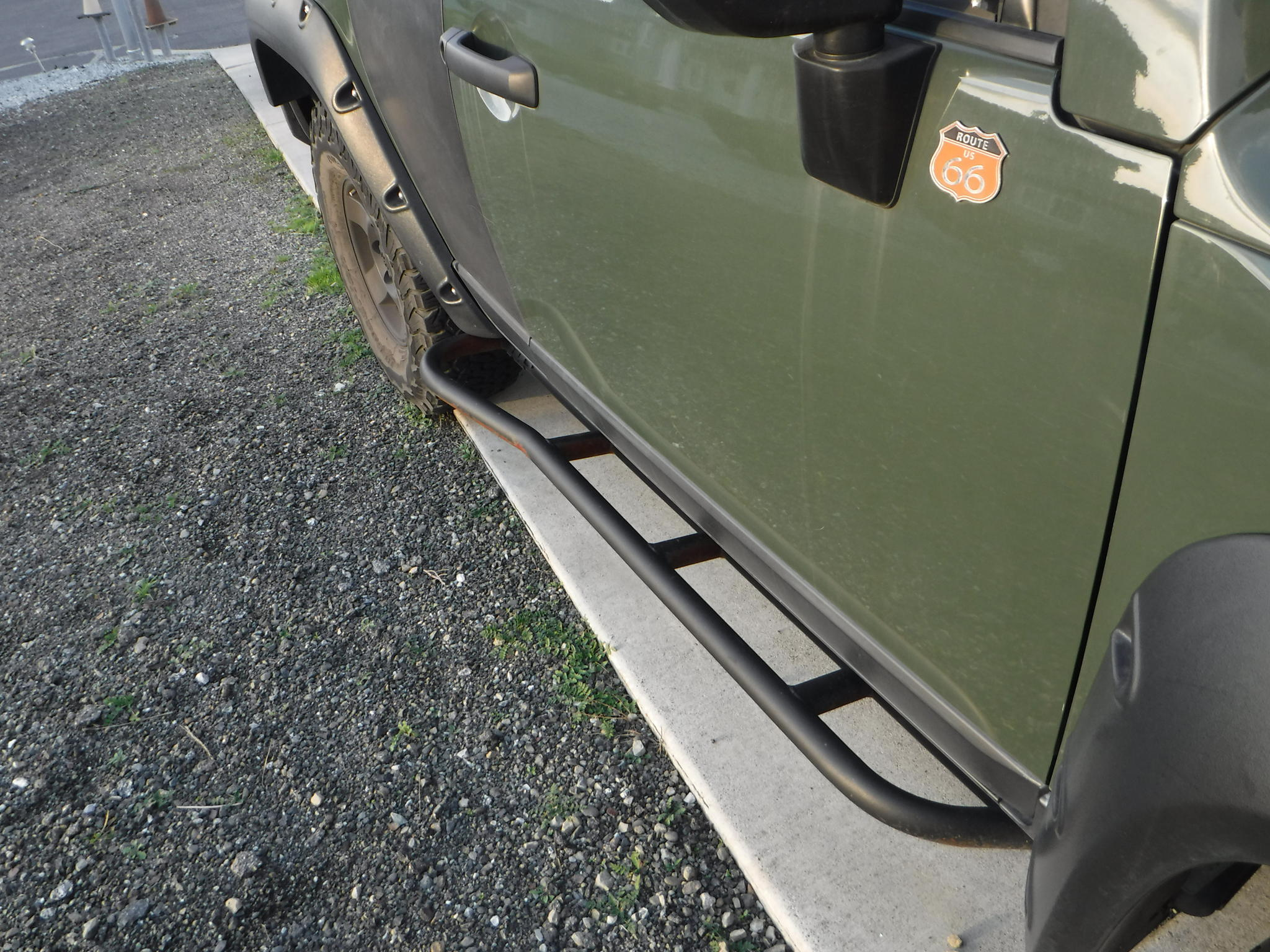 Build A Toyota >> Rock Sliders All Pro Off Road Standard Duty $275 San Jose ...