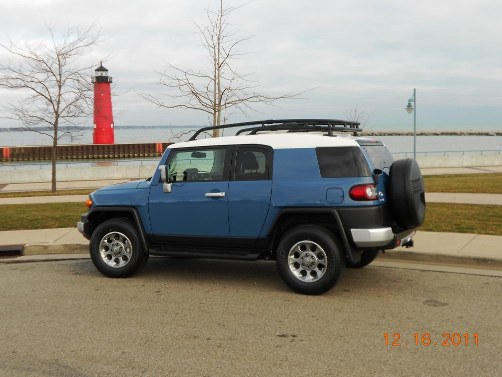 CAVALRY BLUE FJs HERE  Toyota FJ Cruiser Forum