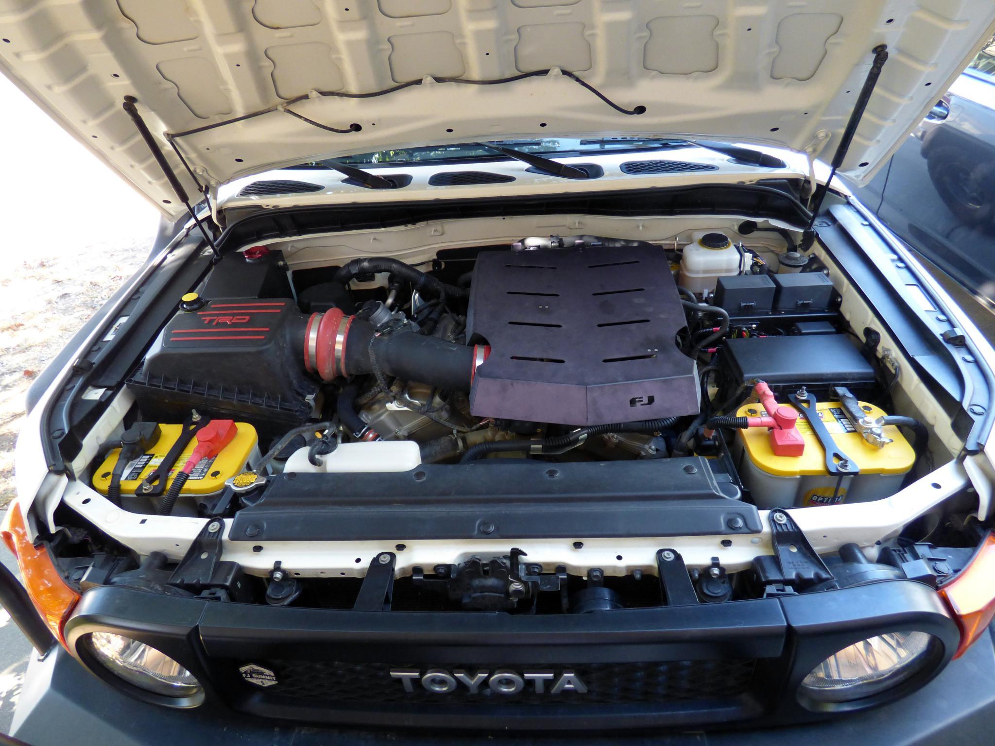 Fuse Box Toyotum Fj
