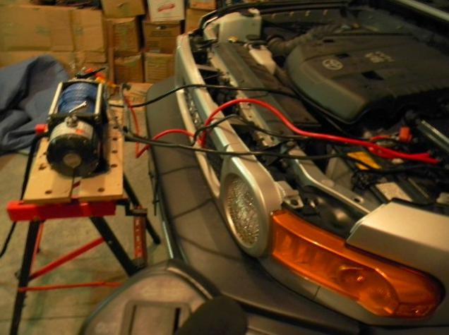 ENGO Winch Install with Solenoid Relocation Toyota FJ Cruiser Forum