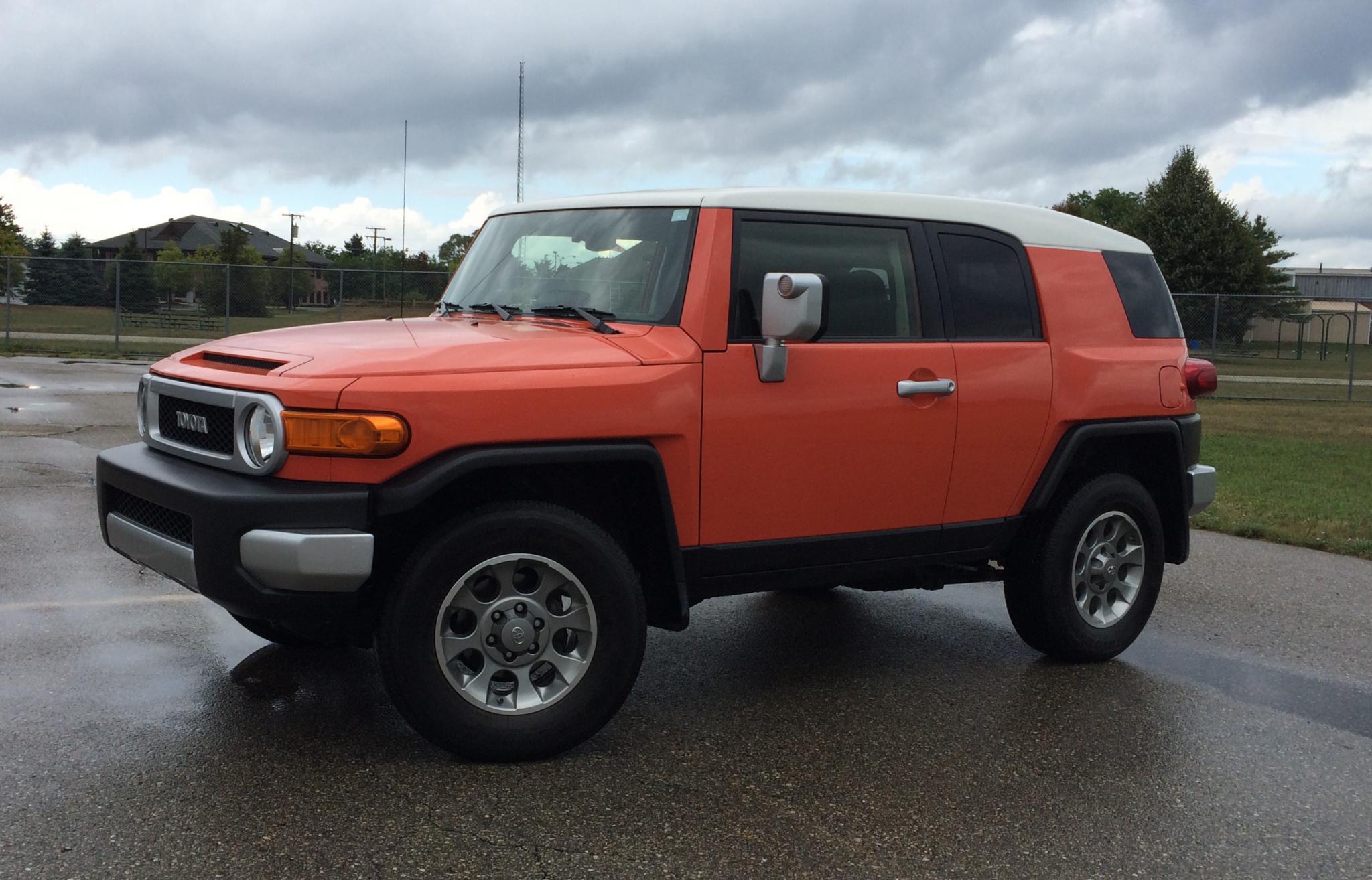 ksfrogmans build: Orange Crush | Toyota FJ Cruiser Forum