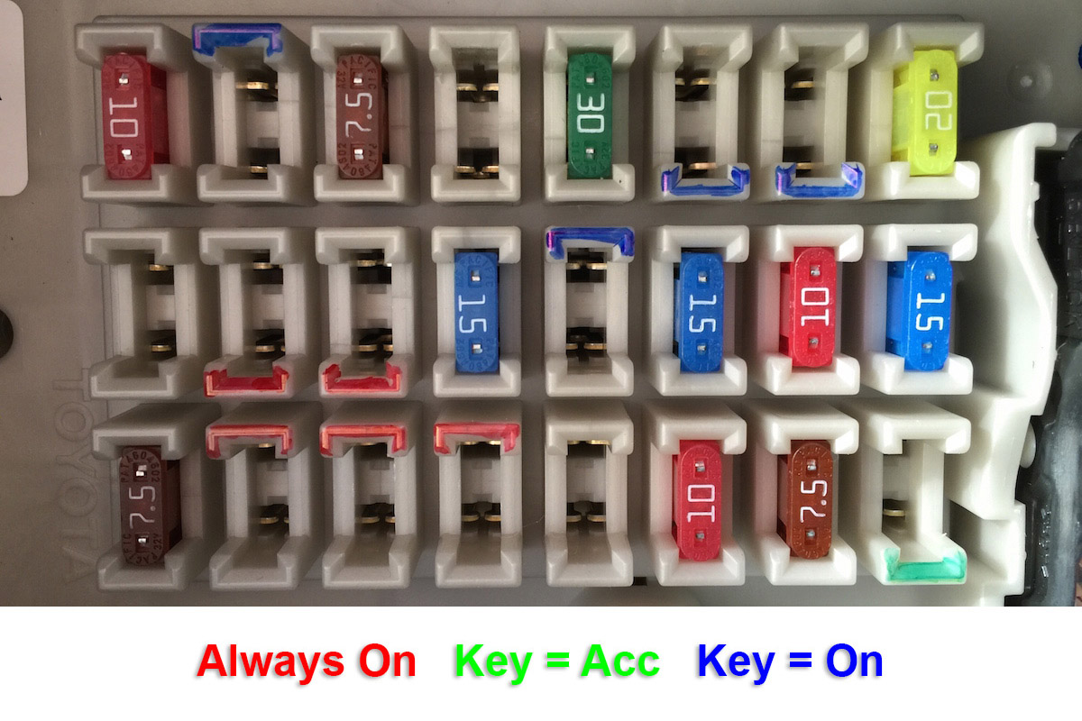 Fuse Box Toyota Fj 18 Wiring Diagram Images Diagrams 2008 Matrix Question Cruiser Forum