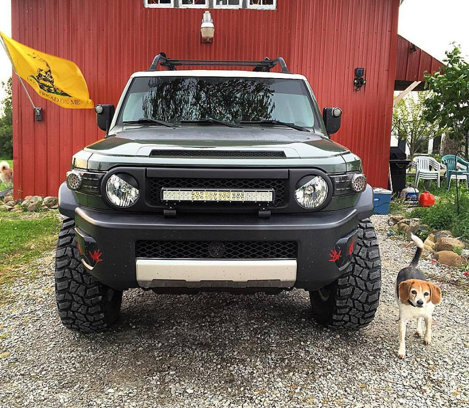 what did you do to your fj cruiser today page 3474 toyota fj cruiser forum. Black Bedroom Furniture Sets. Home Design Ideas