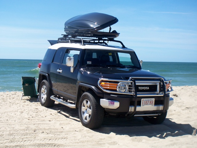 2007 Toyota FJ Cruiser Black/4x4/Leather/Sunroof/Tow Package/Subwoofr ...