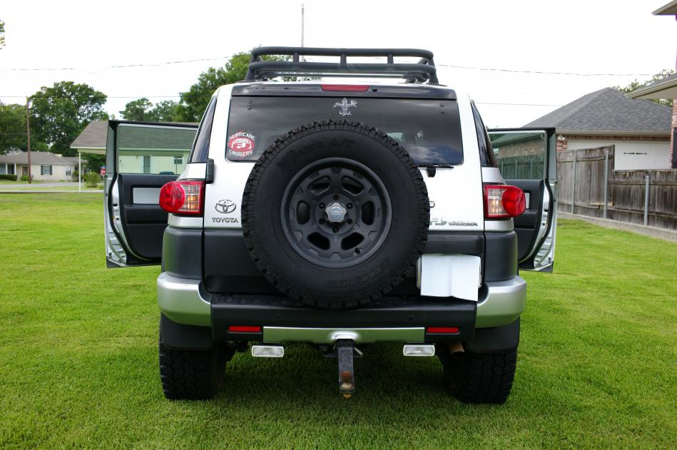 07 4x4 fj cruiser for sale out of new orleans toyota fj cruiser forum. Black Bedroom Furniture Sets. Home Design Ideas