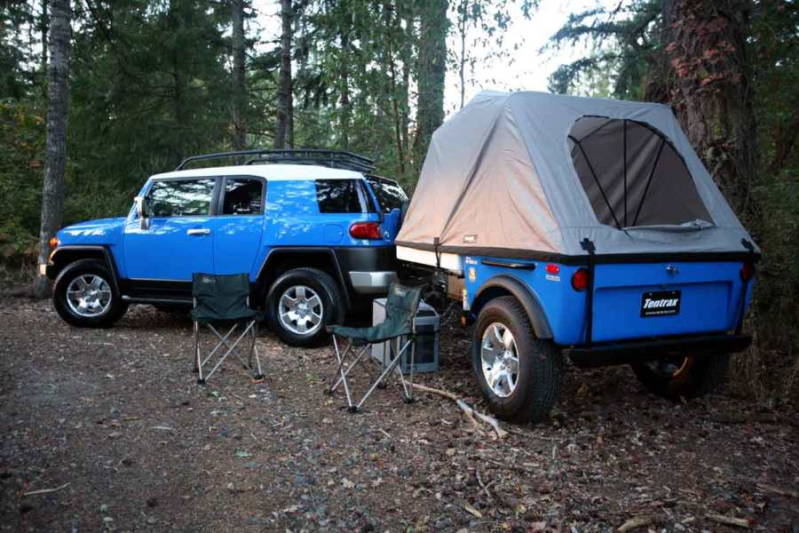 Tent Trailer It Even Comes In Yellow Page 5 Toyota Fj
