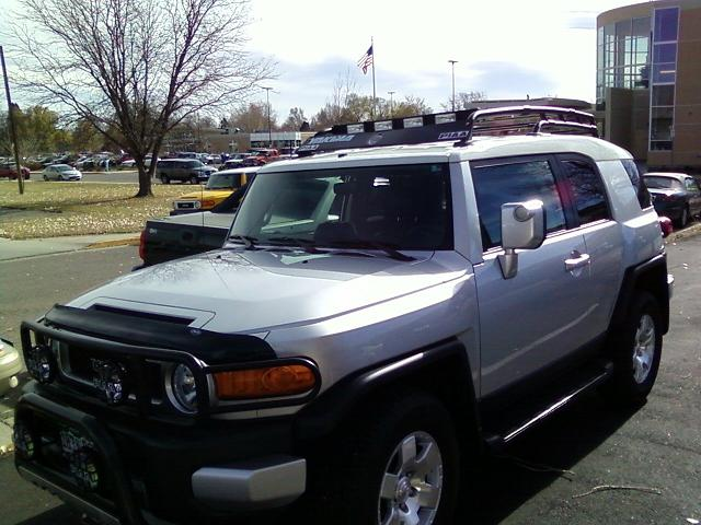 Light bar wind noise toyota fj cruiser forum click image for larger version name fj cruiser sideview mozeypictures Choice Image