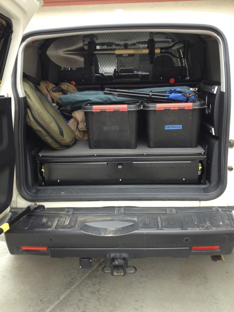 Springtail Mpac Fj Cruiser Drawer System Presale Page 8