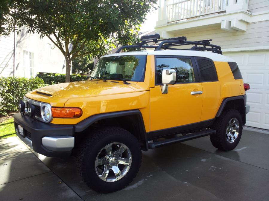 2007 fj 4wd yellow for sale 22 500 toyota fj cruiser forum. Black Bedroom Furniture Sets. Home Design Ideas