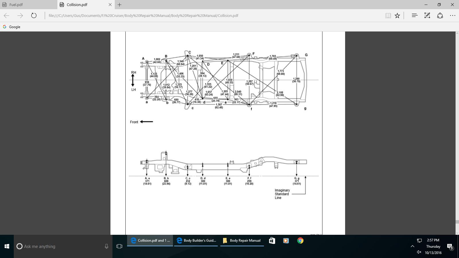 2007 Fj Cruiser Frame Diagram Product Wiring Diagrams