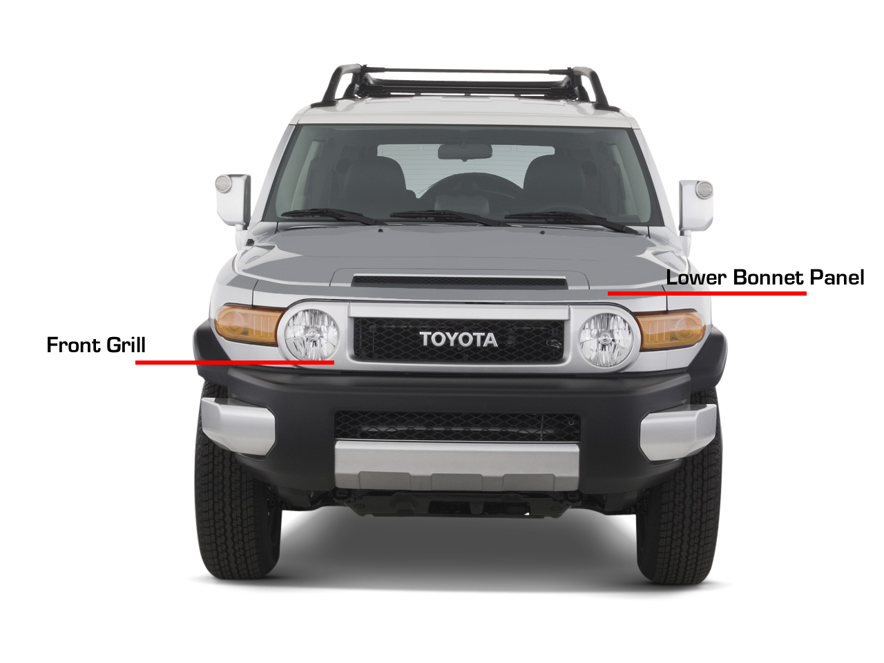 Removing Front Hood Panel - Toyota FJ Cruiser Forum