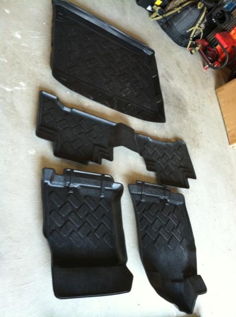 fs husky floor mats, hilift extreme, etc! - toyota fj cruiser forum