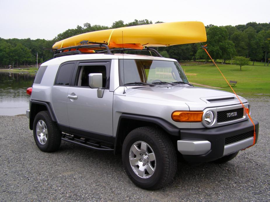 What Is Best Kayak Roof Rack System Page 2 Toyota Fj