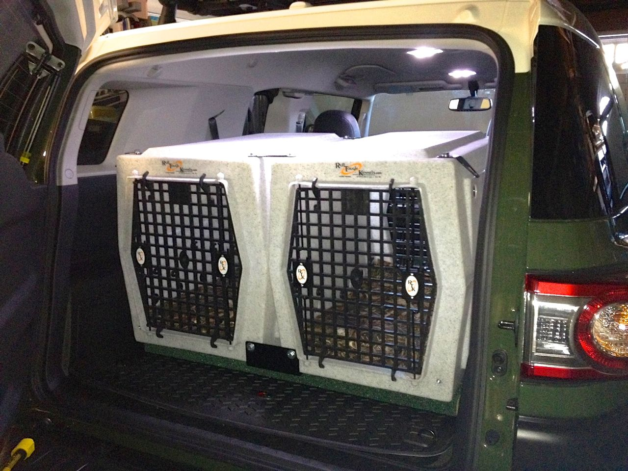 Fj Cruiser Amp Dog Crate Page 4 Toyota Fj Cruiser Forum