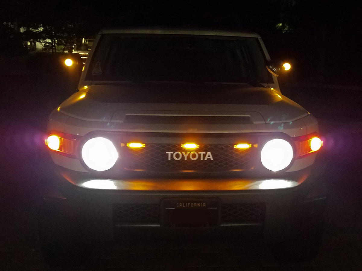 Mirror Lights Page 2 Toyota Fj Cruiser Forum