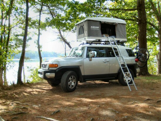 & New Autohome Maggiolina/Columbus tent the AirTop - YotaTech Forums
