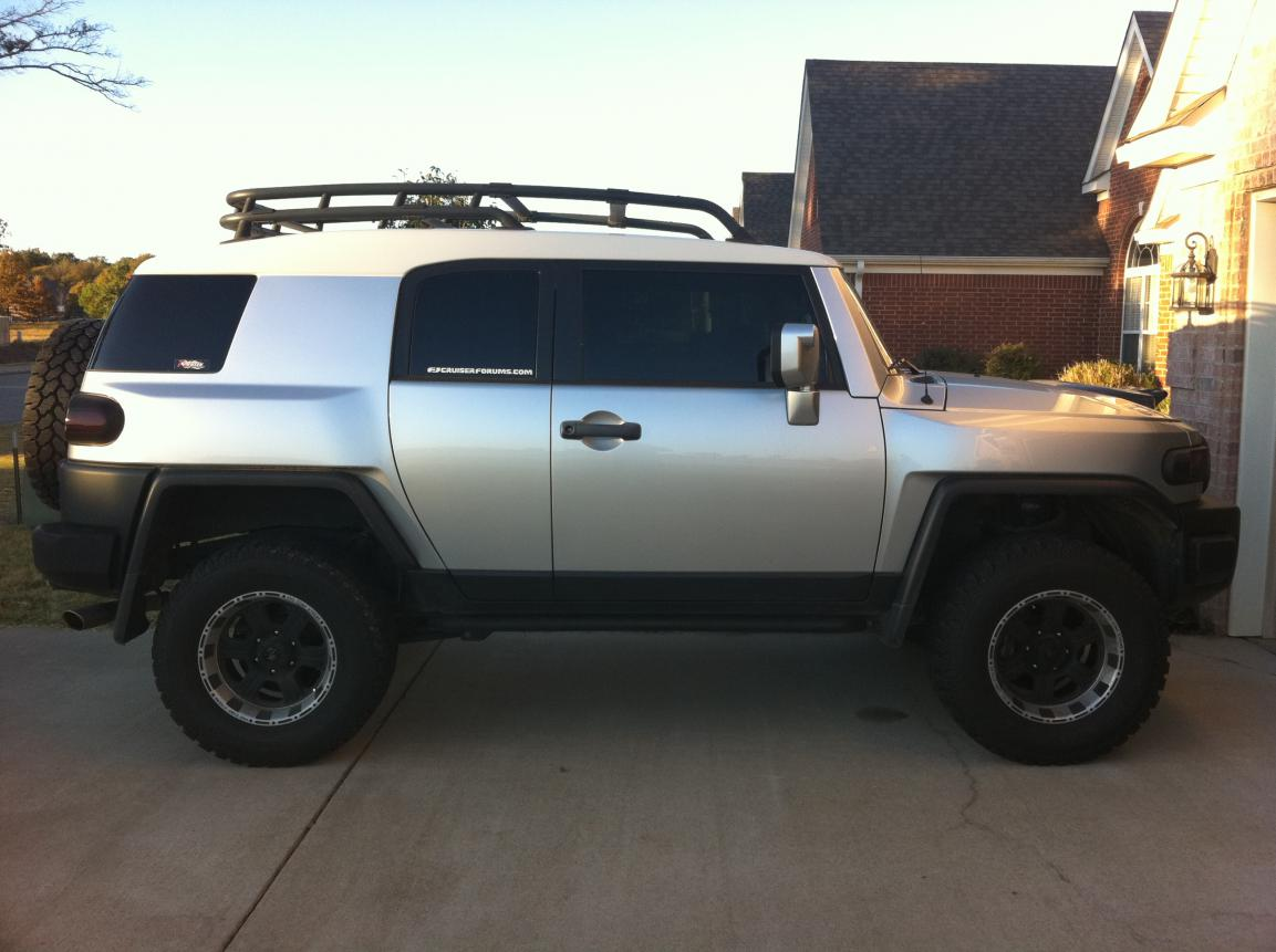 2007 Fj Cruiser Light Wiring Diagram Libraries Toyota Lift 33u0027s Blacked Out Forumclick Image For Larger