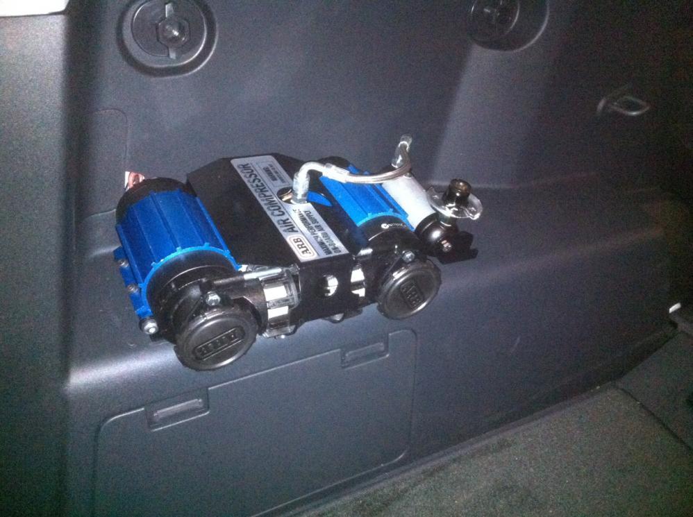 D Anyone Install New Arb Twin Air Compressor Yet Fj on Fj Cruiser Fog Lights