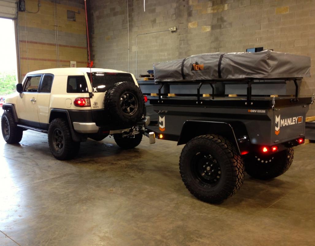 Toyota Of Katy >> Manley ORV Trailers - Page 3 - Toyota FJ Cruiser Forum