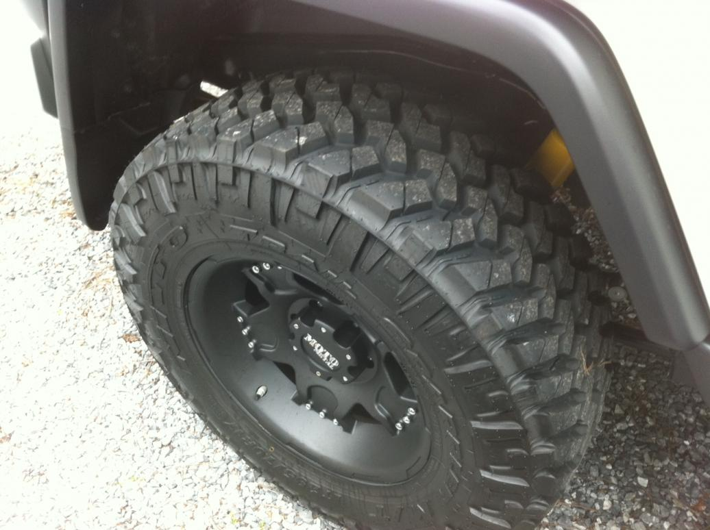 Nitto Trail Grapper 295 70 17 Installed W Pics Page 23