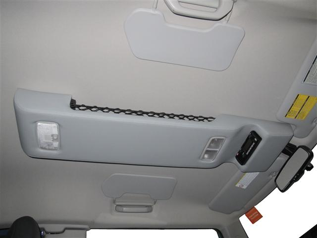Different Overhead Console