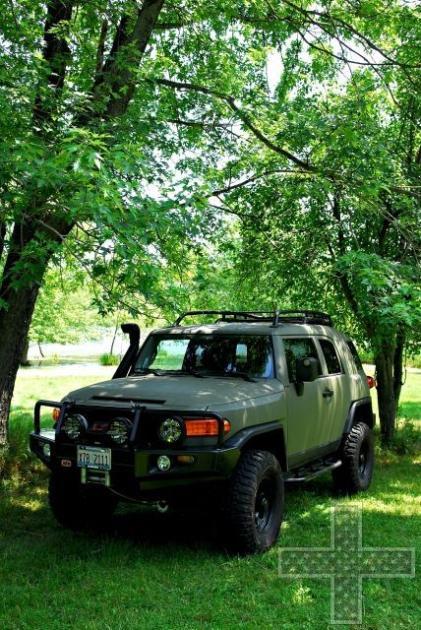 Meet Booger My Linex D Od Tank Page 5 Toyota Fj