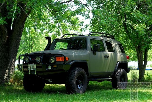 Using bed liner on entire body Toyota 4Runner Forum st