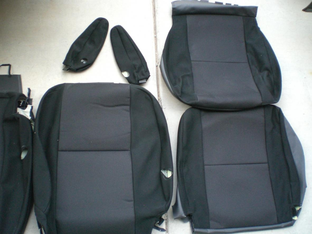 Toyota Seat Covers >> Brand New OEM FJ Seat Covers Front & Rear - Toyota FJ Cruiser Forum