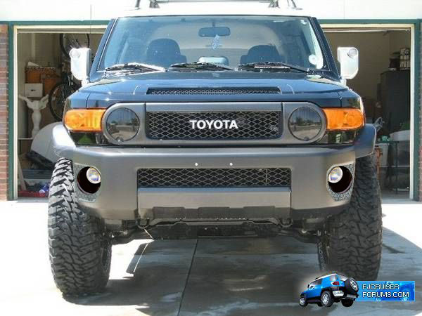 Bumper Inserts For Removed Caps Page 5 Toyota Fj