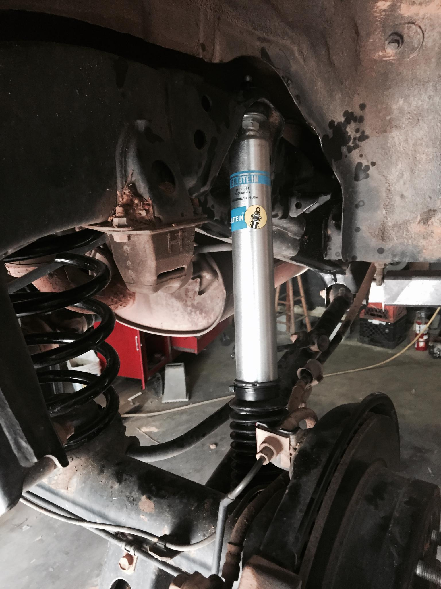 Toyota Elk Grove >> Lift kit install issues with Toytec superflex springs and Bilstein 5100s - Page 3 - Toyota FJ ...