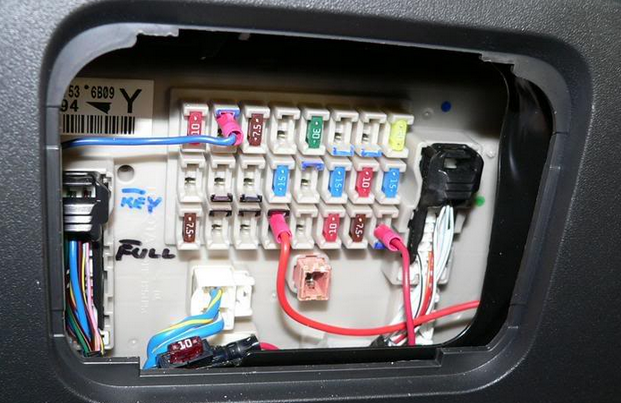 interior fuse box, grand cherokee fuse box, ford f650 fuse box, dash fuse box, exterior fuse box, on where is the fuse box under hood