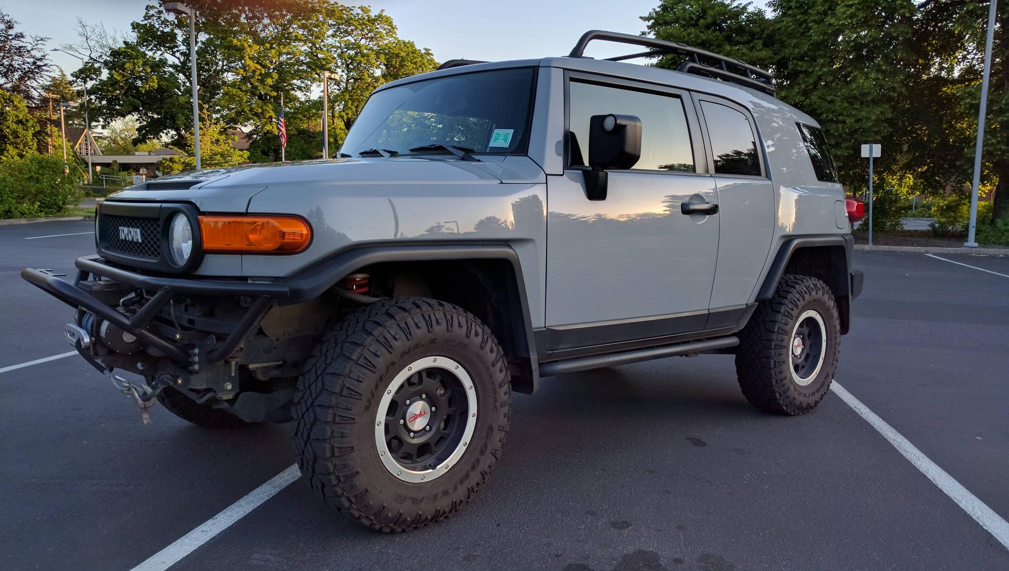 fj cruiser manual transmission review