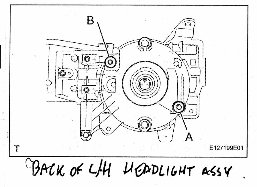 Toyota Tacoma Headlight Adjustment