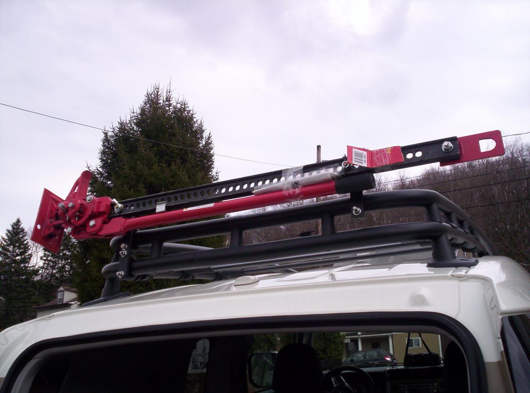 Hi Lift Mount Amp Tool Box Toyota Fj Cruiser Forum