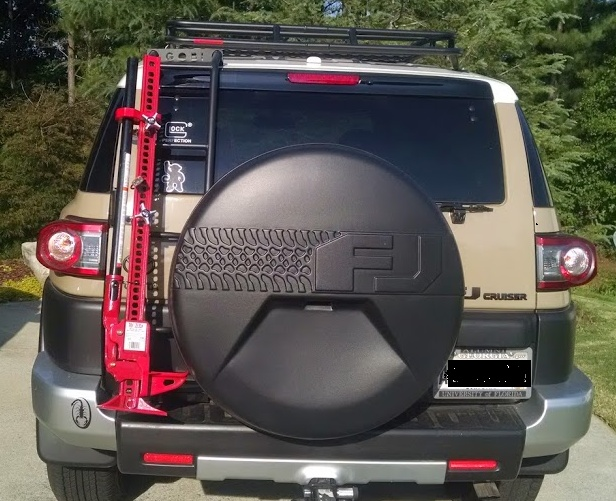 What Did You Do To Your Fj Cruiser Today Page 2606