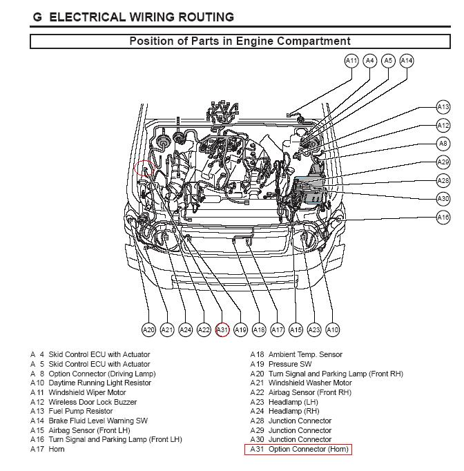 driving lights wiring diagram for 2007 toyota fj cruiser