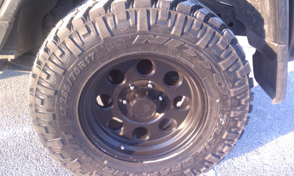 """Build A Toyota >> Finally 3"""" toytec and wheels and tires done! - Toyota FJ Cruiser Forum"""
