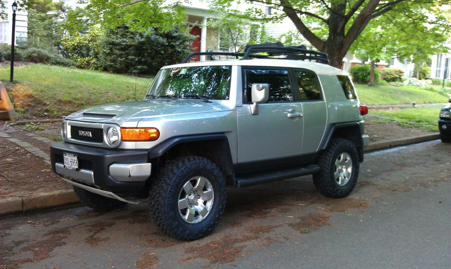 Toyota Richmond Va >> 295 70 17 nitto trail graplers....YEA - Toyota FJ Cruiser ...