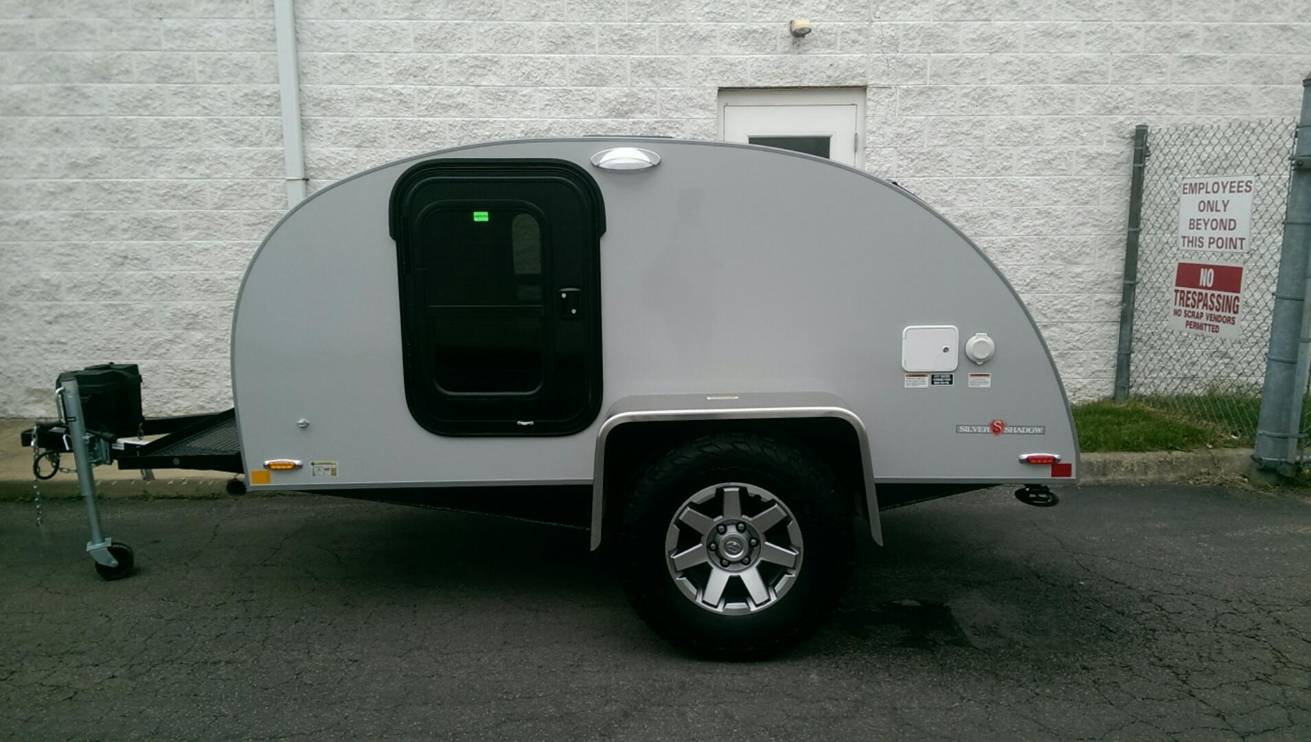 My New Teardrop Trailer Toyota FJ Cruiser Forum