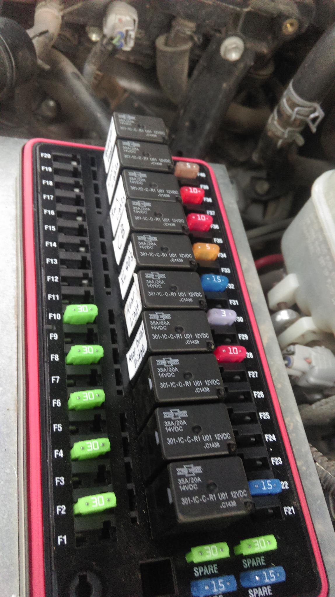 801466d1478797315 show your fuse relay box setup imag2429 show your fuse relay box setup toyota fj cruiser forum rfrm bussmann fuse box & relays at bayanpartner.co