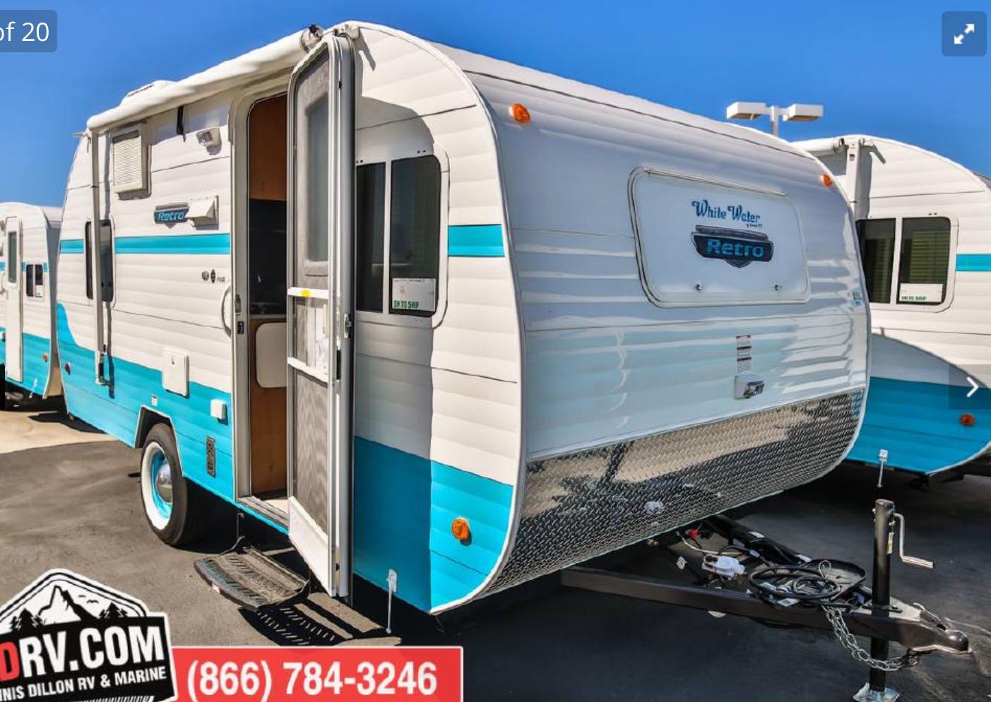 Buying a trailer. Which Riverside Retro camper size? - Toyota FJ ...