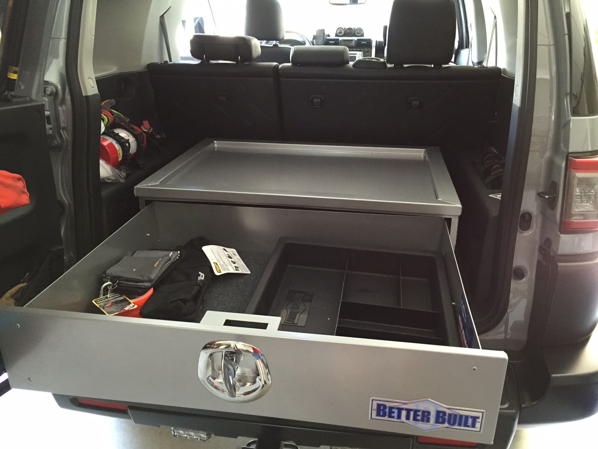 Better Built Cargo Drawer From Northern Tool Page 2