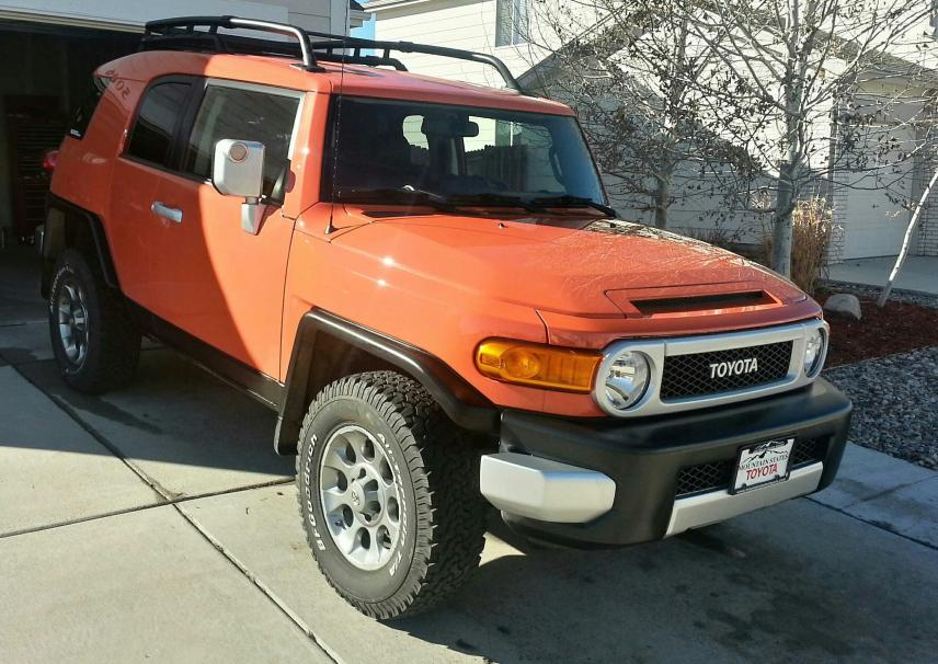 To all Those with a Magma - Toyota FJ Cruiser Forum
