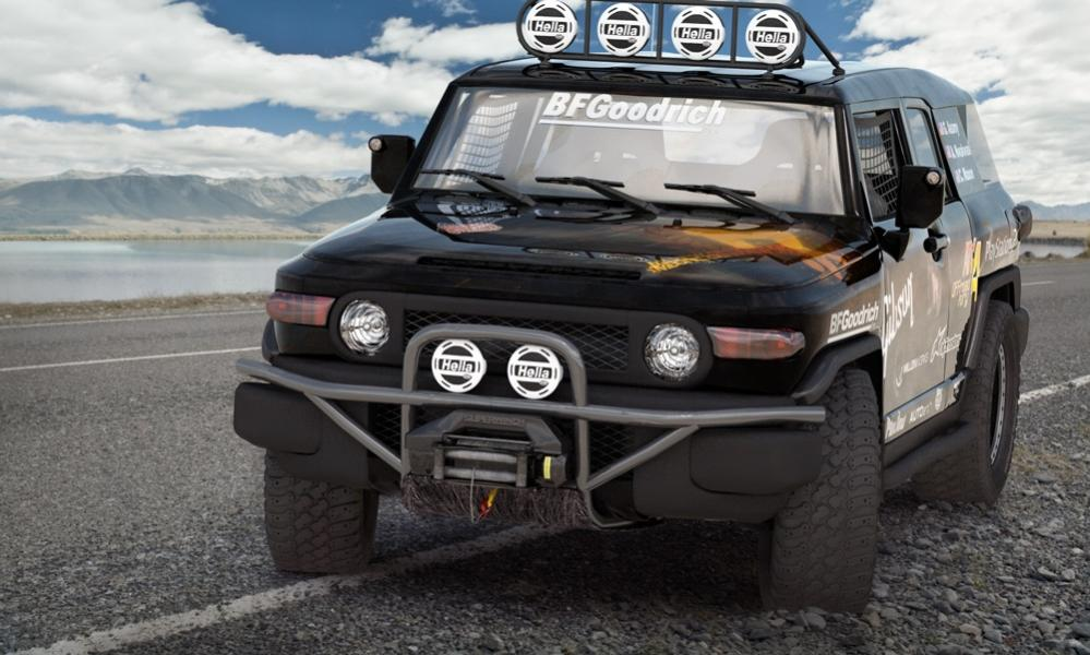 The atv off road fuy 4 fj skid platelight barbumper guard combo click image for larger version name imageg views 8007 size 920 mozeypictures Gallery