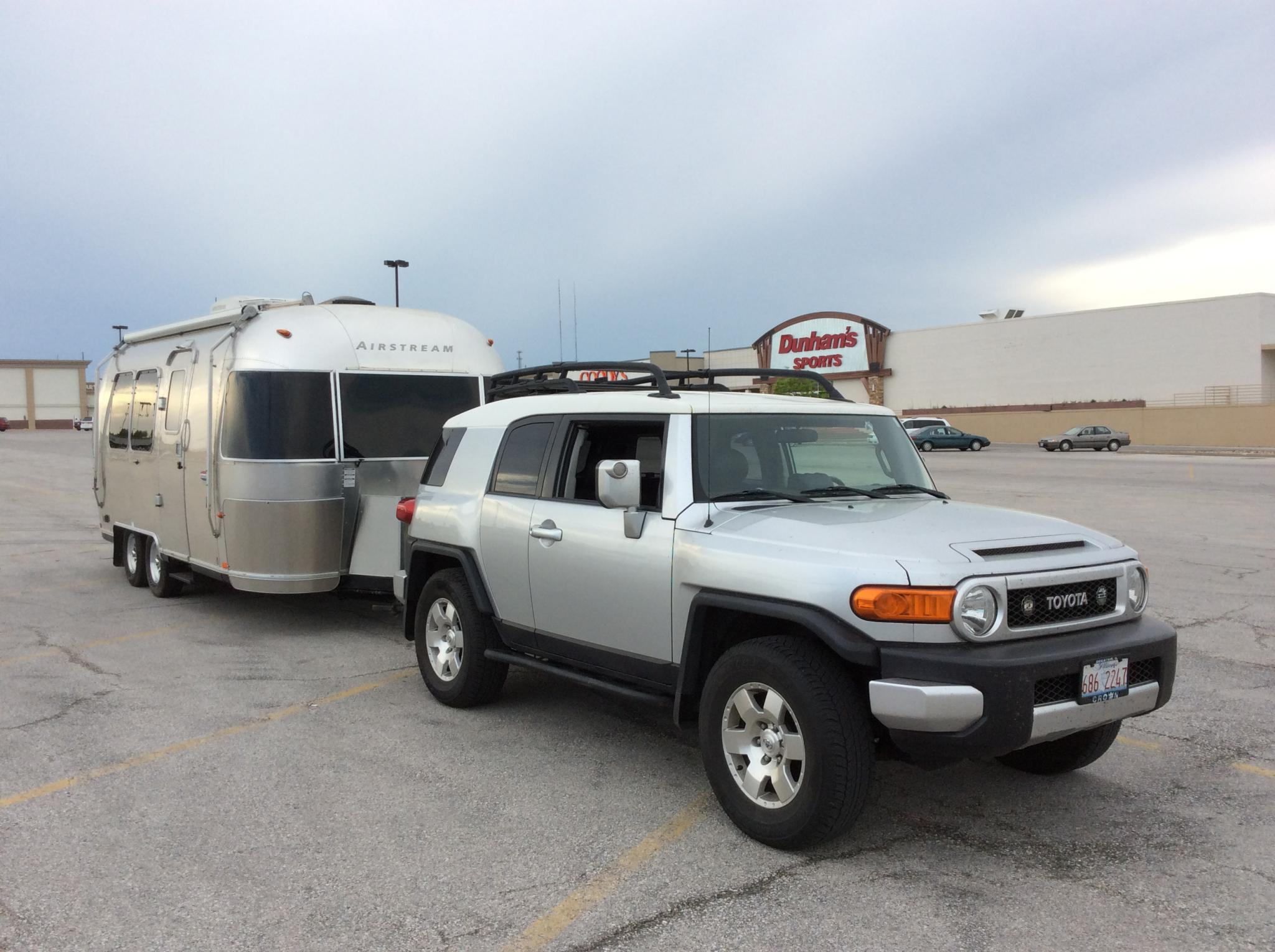 Toyota Tundra Towing Capacity >> towing capacity - Page 2 - Toyota FJ Cruiser Forum