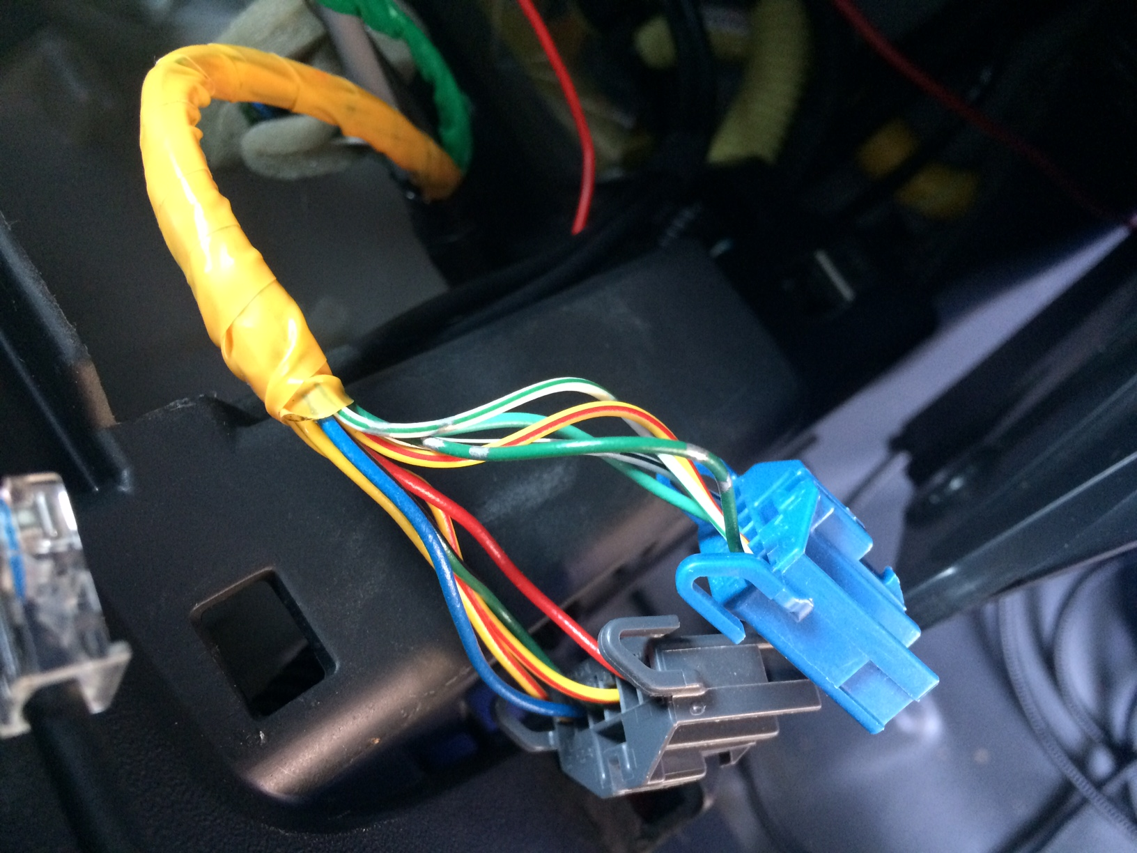 Need Wiring Help With Light Bar Wiring Harness