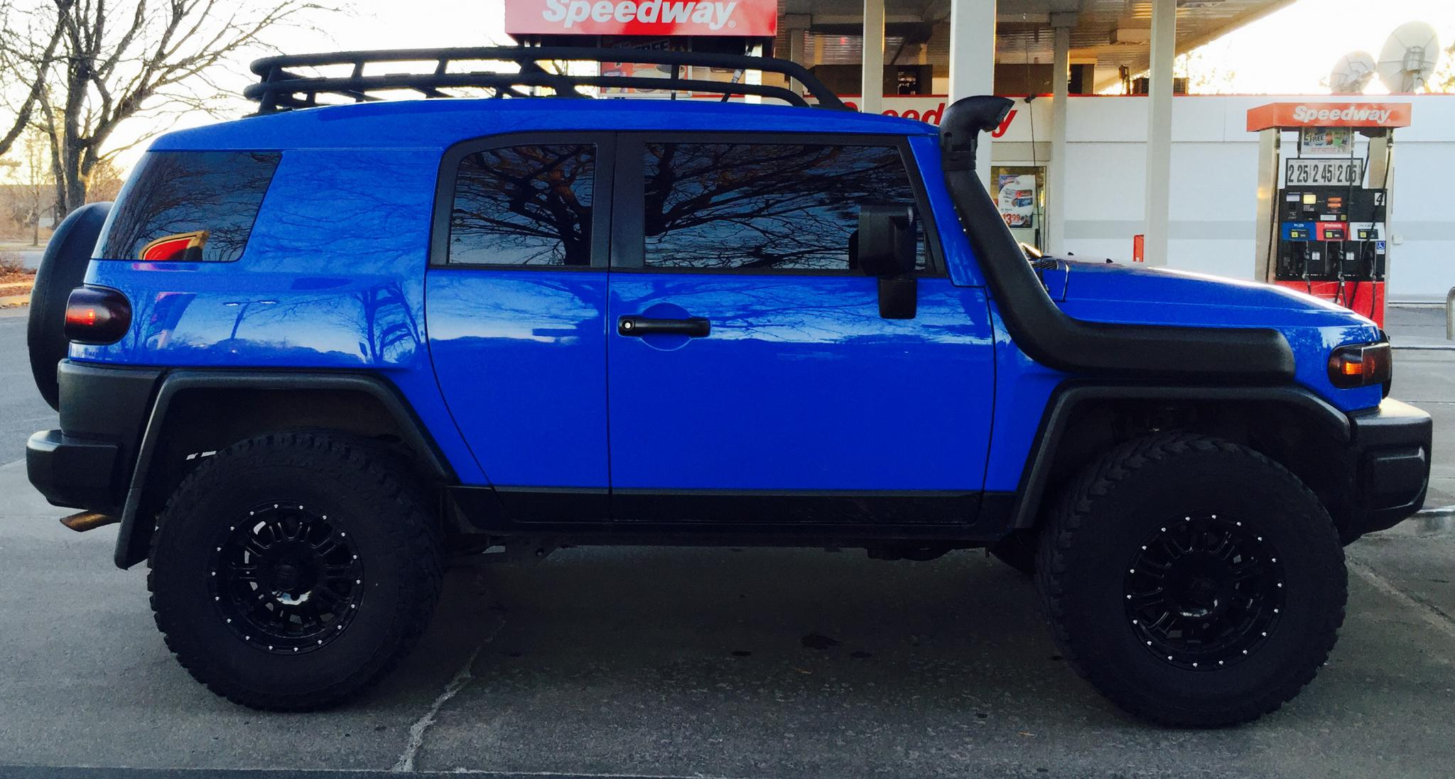 the blue ox is for sale 2007 fj cruiser toyota fj cruiser forum. Black Bedroom Furniture Sets. Home Design Ideas