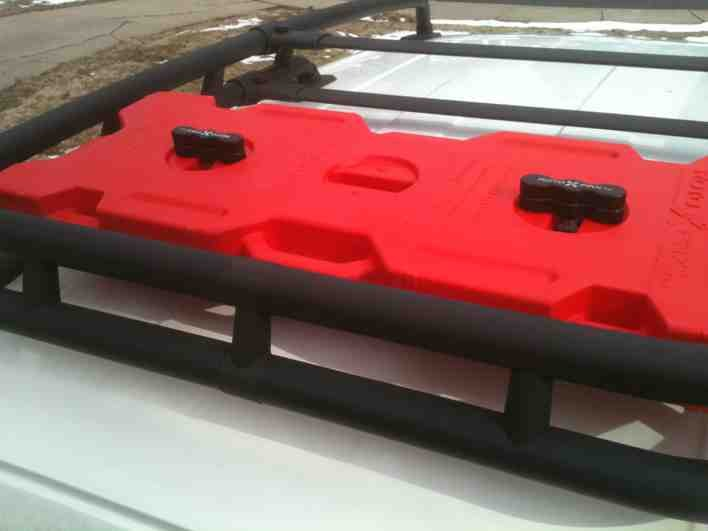 Gas Can Carriers For The Fj Page 4 Toyota Fj Cruiser Forum